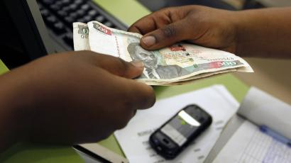Mobile money vulnerable for money laundering