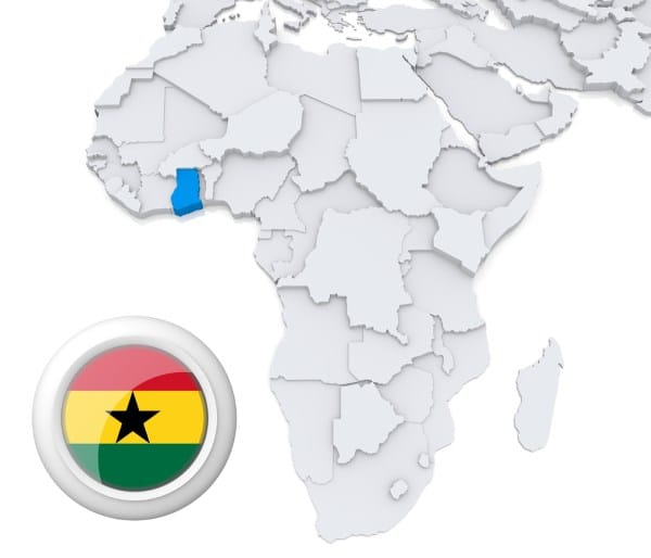 Mobile money applications in Ghana