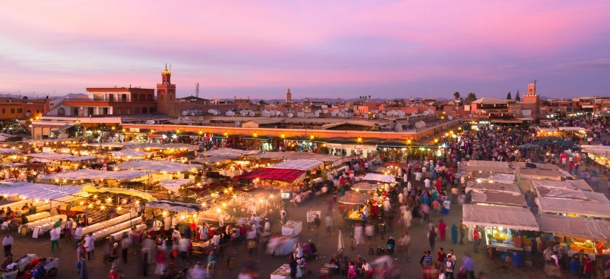 Send money to Morocco